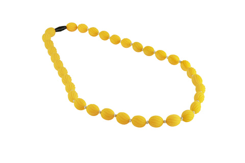 Audrey Necklace Yellow