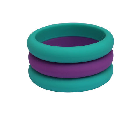Bangle Purple and Green