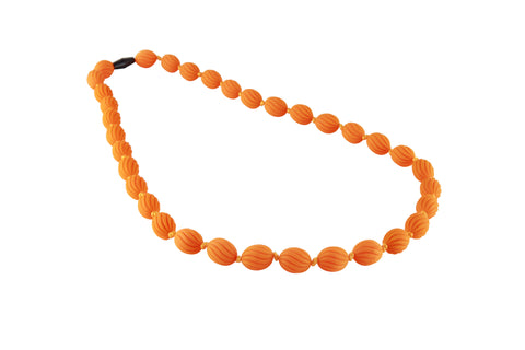 Audrey Necklace Orange