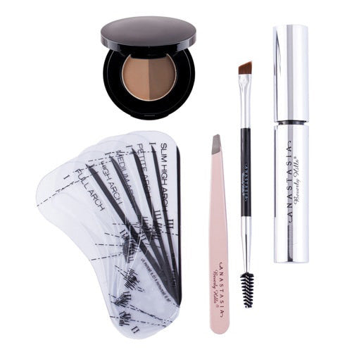 Anastasia Beverly Hills Brow Kit Dark Brown