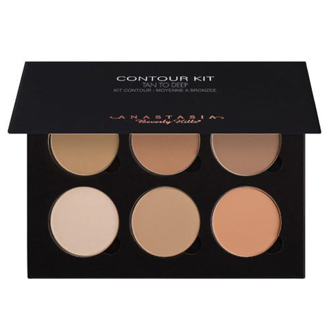 Anastasia Beverly Hills Pro Series Contour Kit Tan Deep