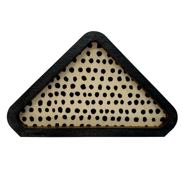 Black spots Pocket Handkerchief