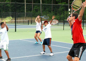 ASM Madeira Summer Tennis Camp