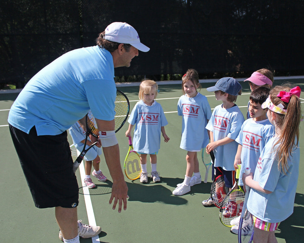 10 & Under Tennis Training (Ages 5 - 10, Beginner - Intermediate)