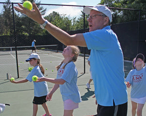 Club Team Tennis Practice (Ages 8 - 12, Intermediate - Advanced)