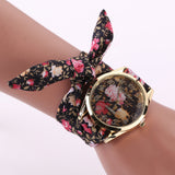 The Rose Scarf Watch