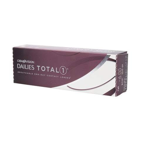 Total 1 Dailies - 30 Pack
