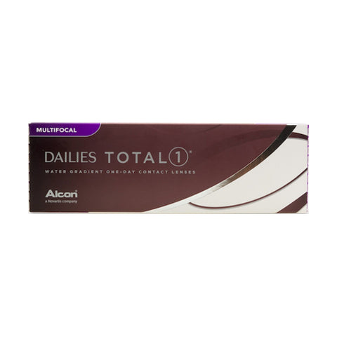 Total 1 Dailies Multifocal - 30 Pack