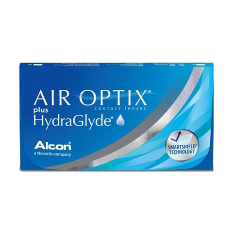 Air Optix Hydraglyde - 6 Pack