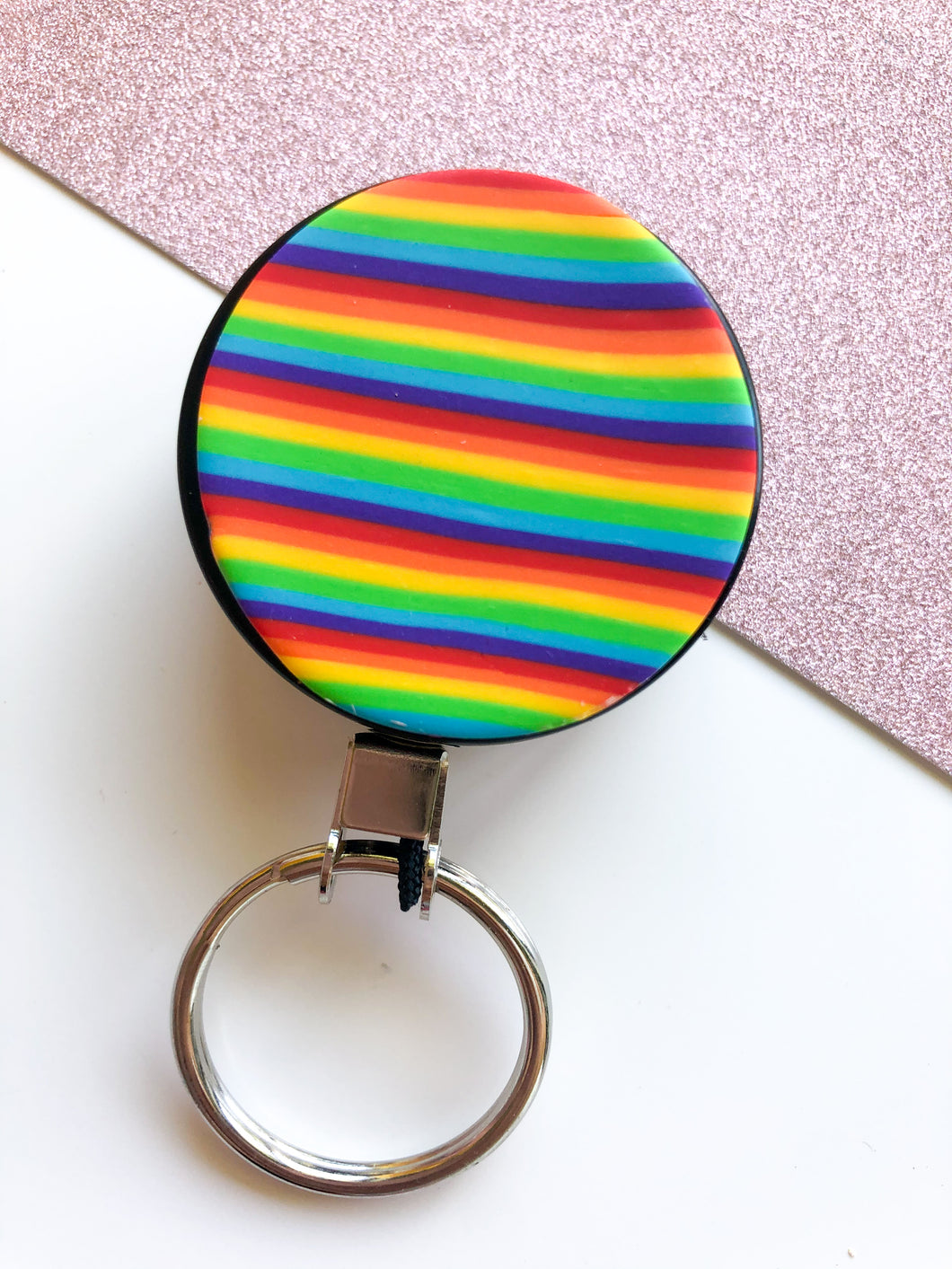Retractable Badge Reel - BONNIE