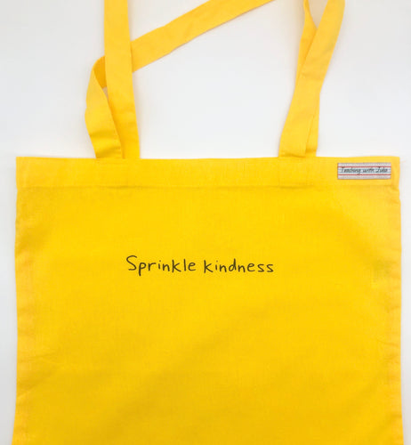 Sprinkle Kindness Tote Bag