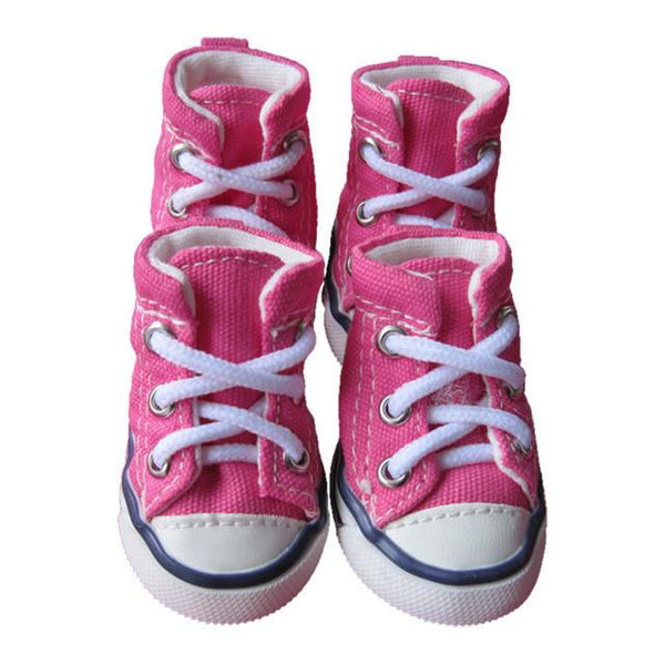Denim Converse Style Shoes