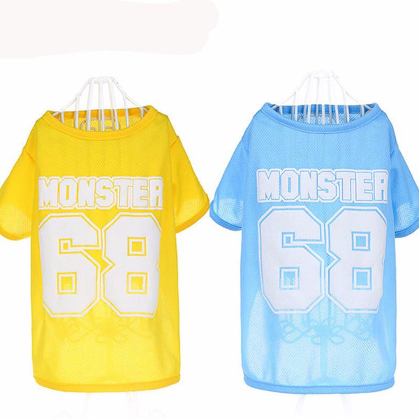 Monster 68 Breathable T-shirt
