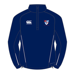 Foyle College Senior 1/4 Zip Mid Layer Top