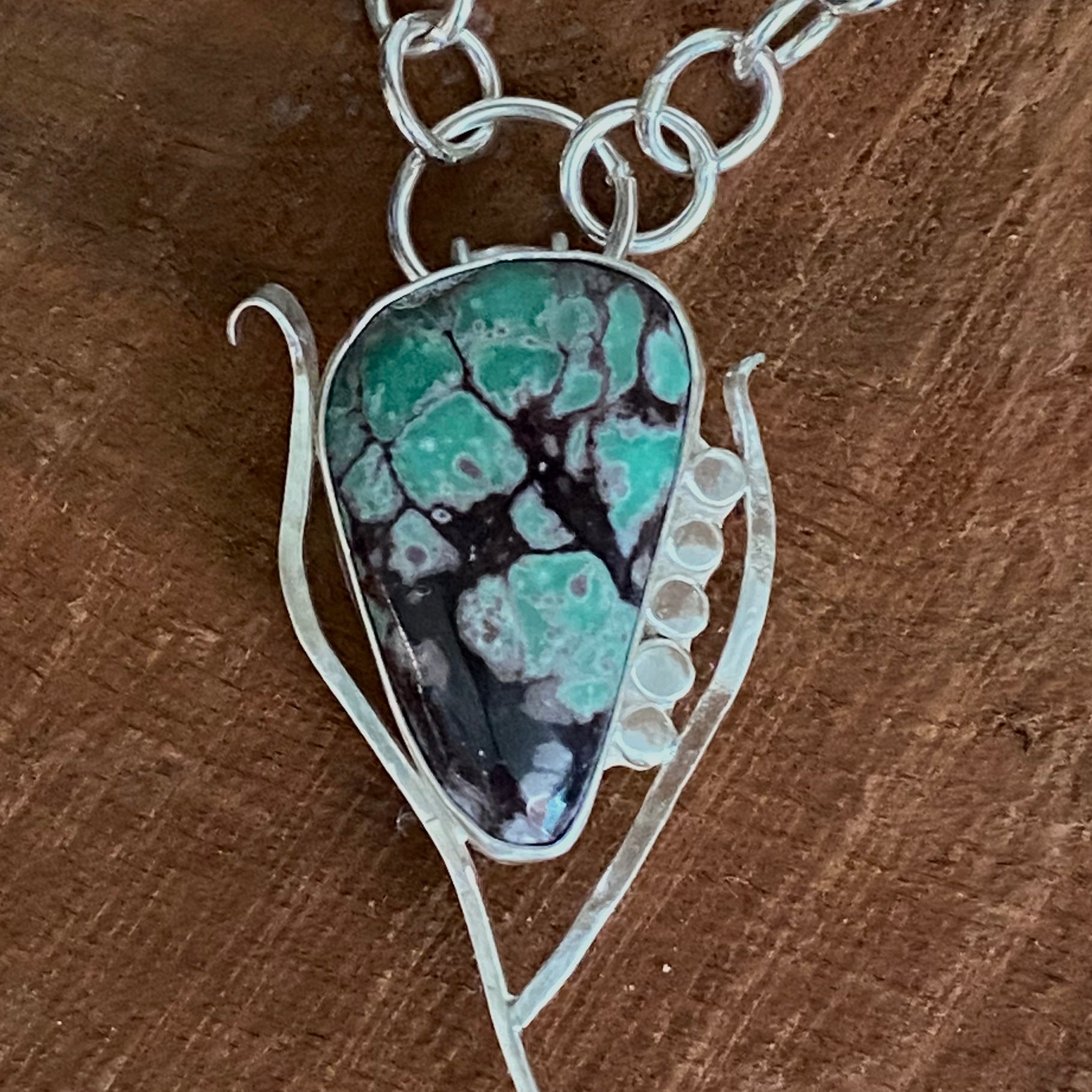 Australian Variscite Necklace
