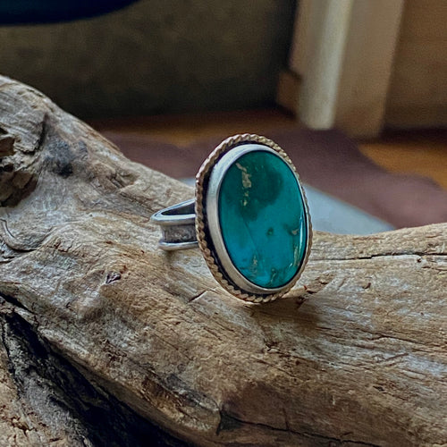 St. Mountain Turquoise Ring
