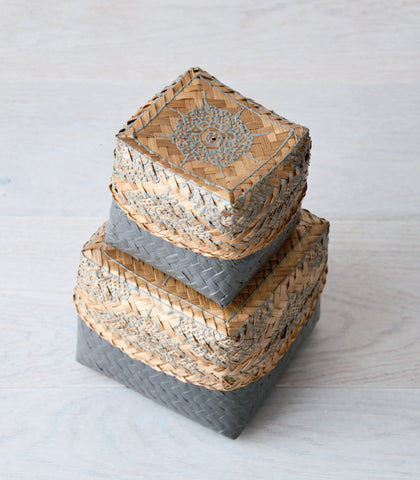 EMA bali basket set of 3