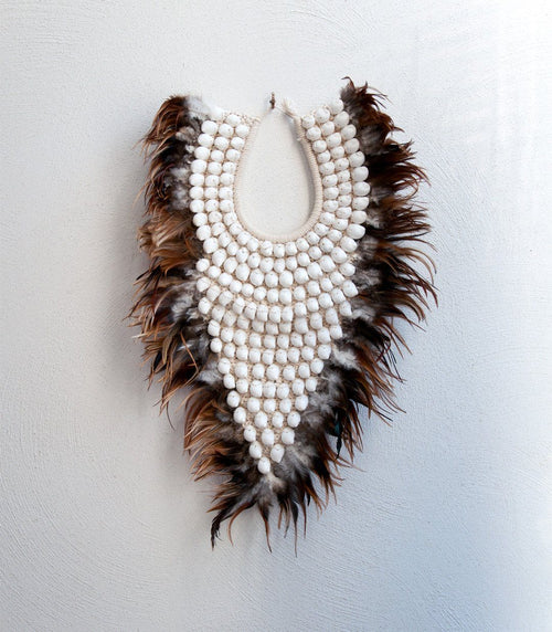 ALYA tribal necklace - necklaces - ARVA Living