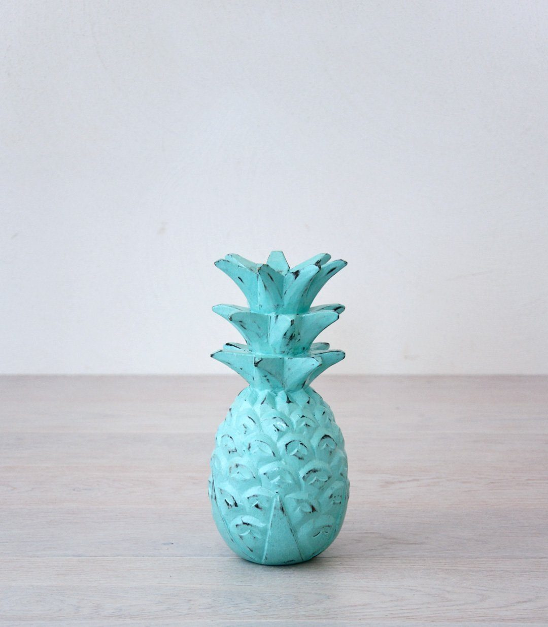 ANA decor pineapple turquoise - objects - ARVA Living