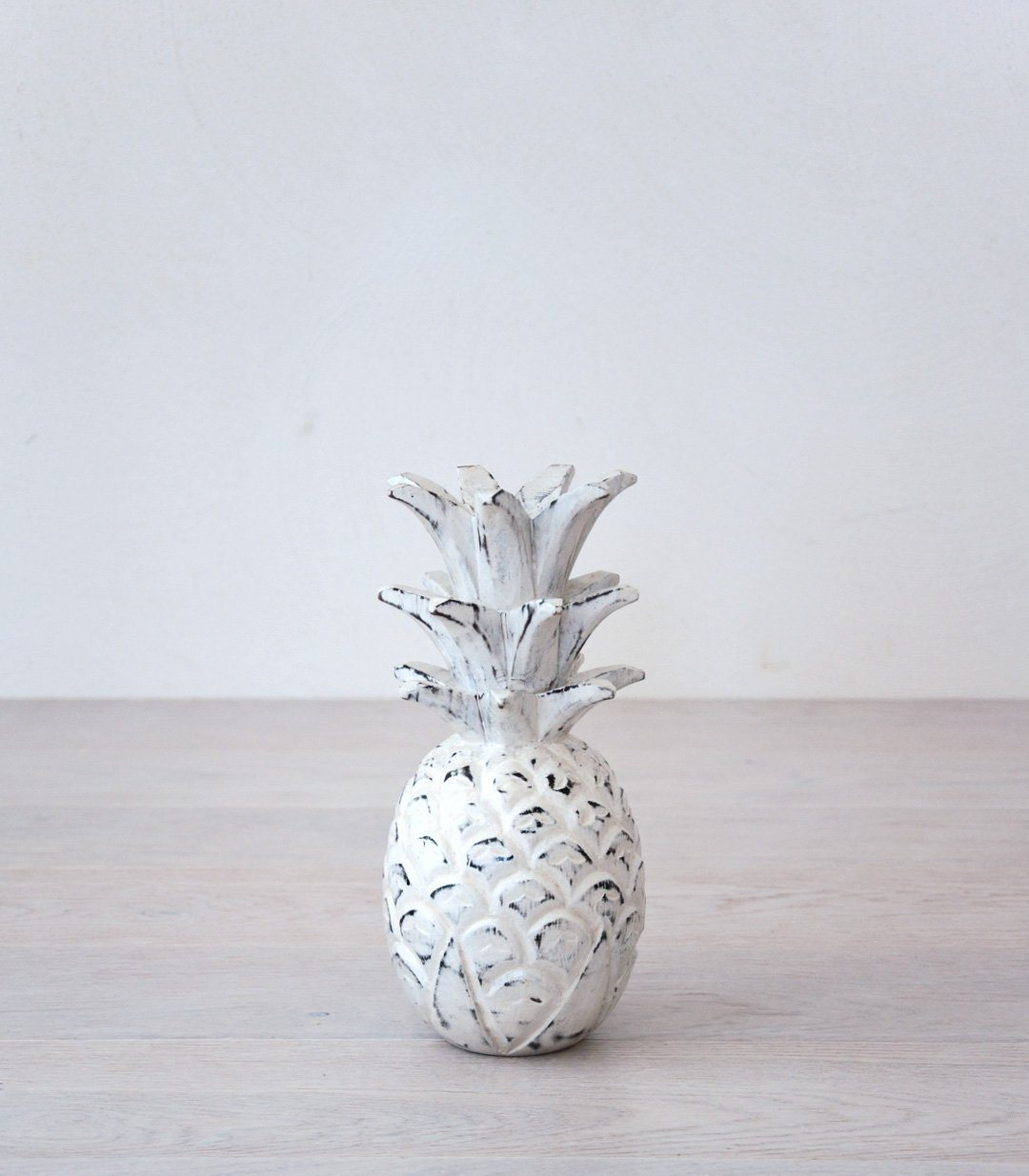 ANA decor pineapple white - objects - ARVA Living