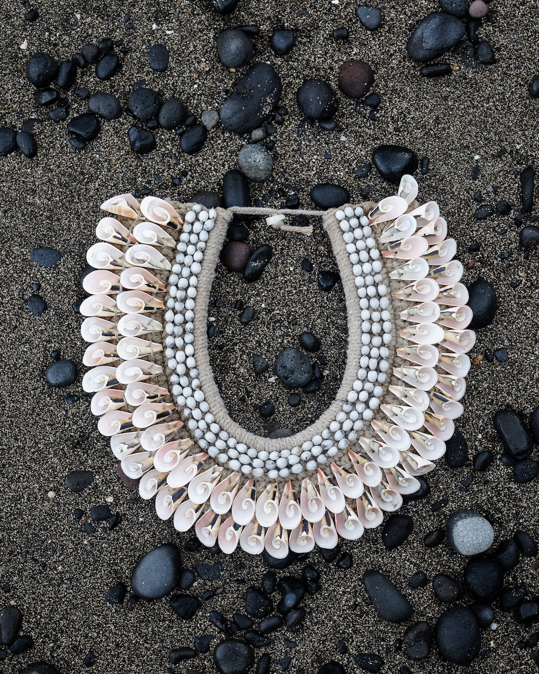 AURA tribal necklace - necklaces - ARVA Living