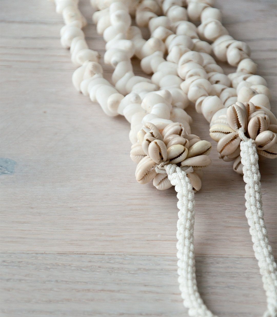 LIMA shell necklace - necklaces - ARVA Living
