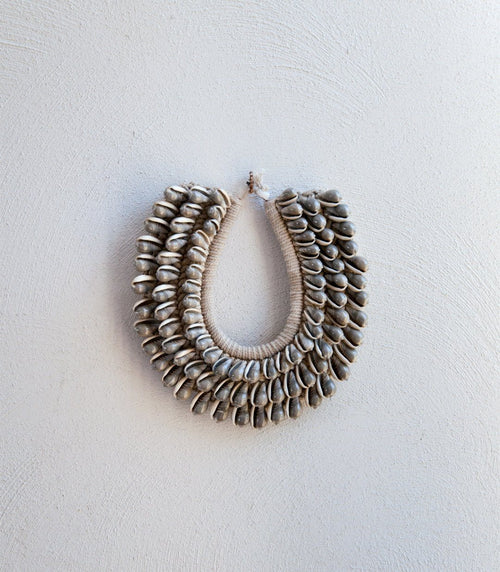MUNA shell necklace - necklaces - ARVA Living