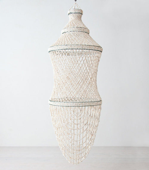 NILA shell lampshade - lamps - ARVA Living