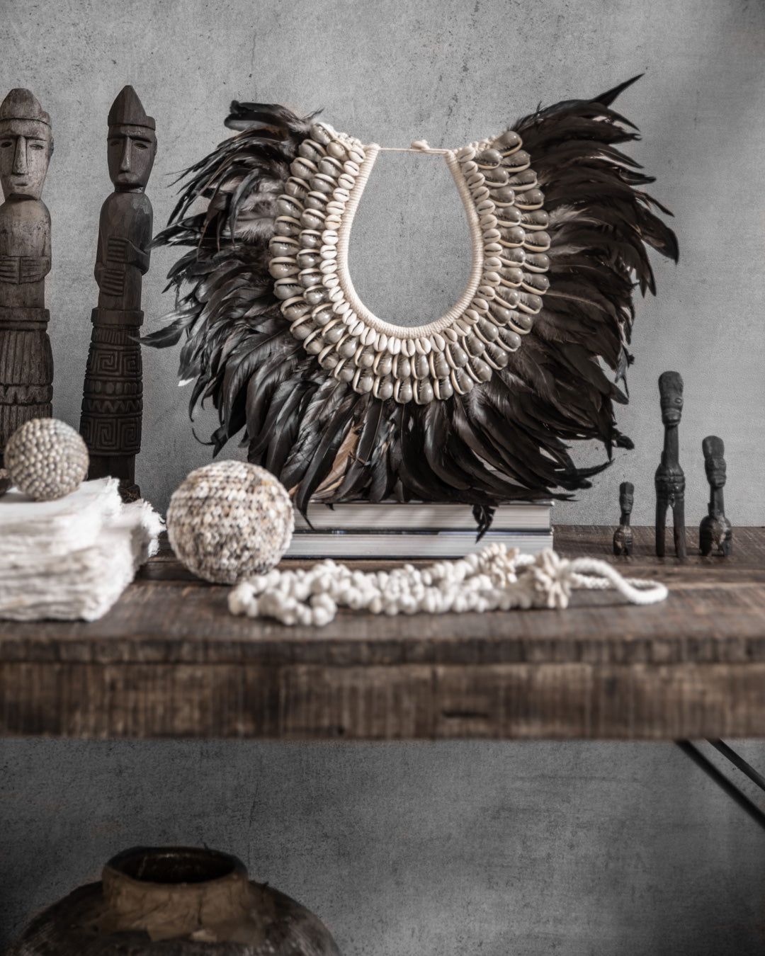 DEVI tribal necklace - necklaces - ARVA Living