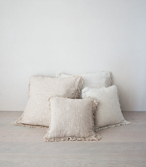 RAWA cushion cover sand - cushions - ARVA Living