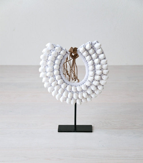 SURI shell necklace - necklaces - ARVA Living