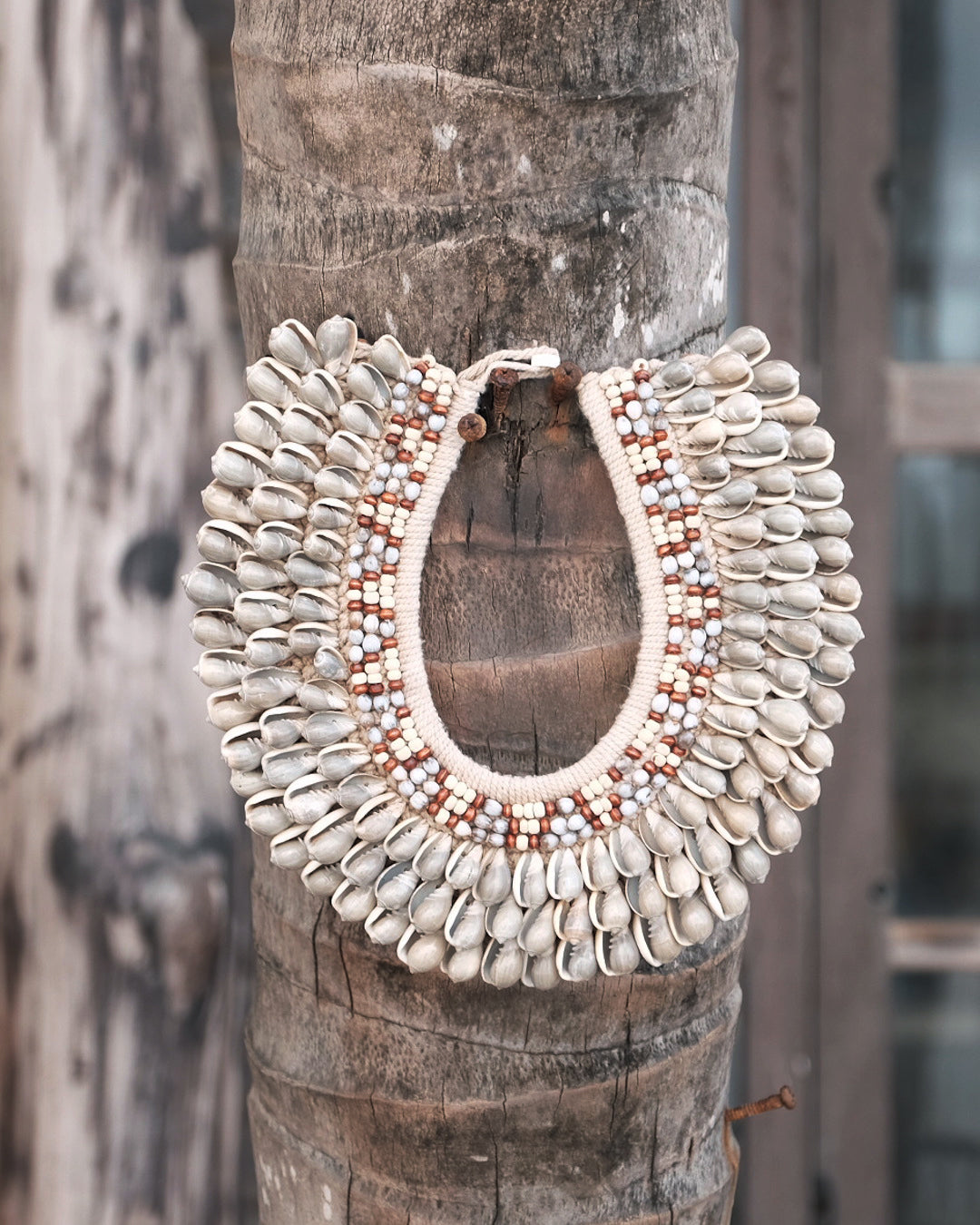 TAJA tribal necklace - necklaces - ARVA Living