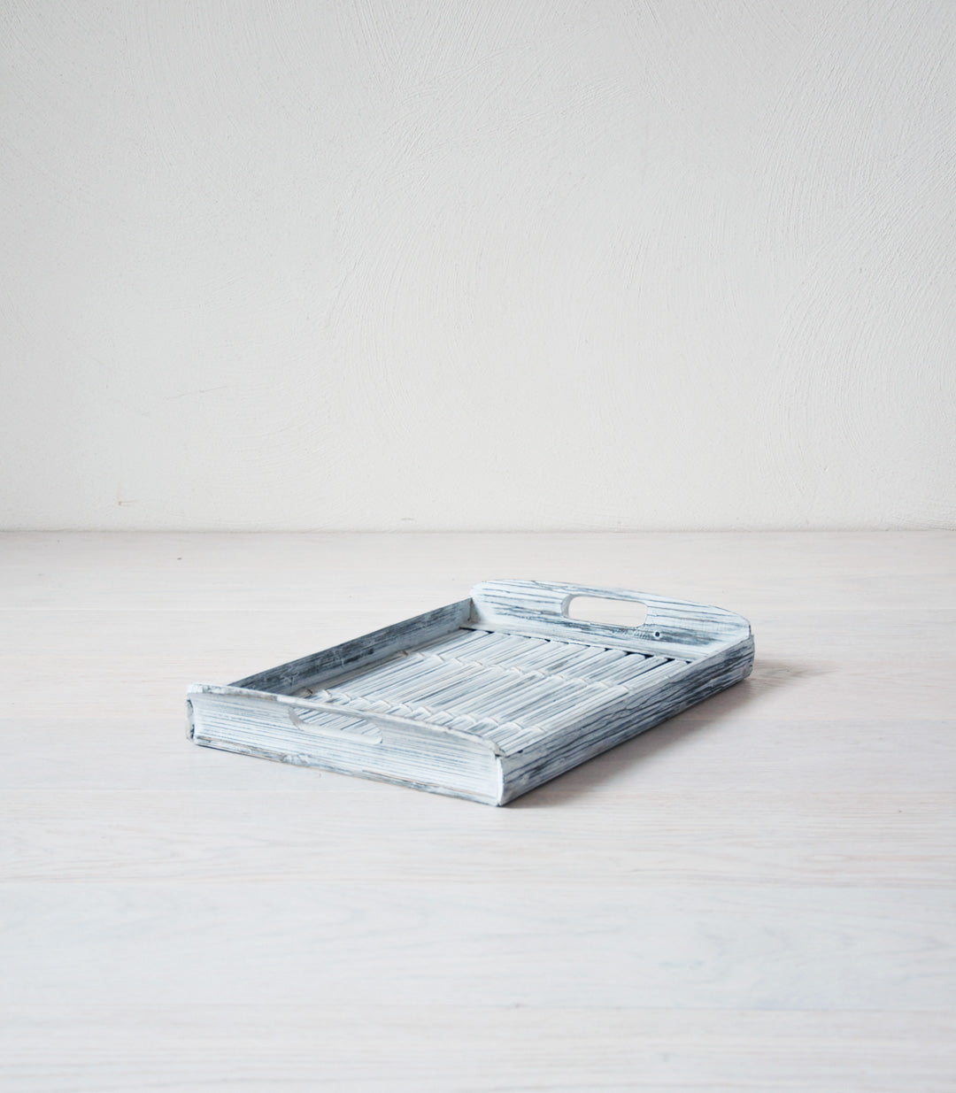 DAISIE bamboo tray grey - trays - ARVA Living