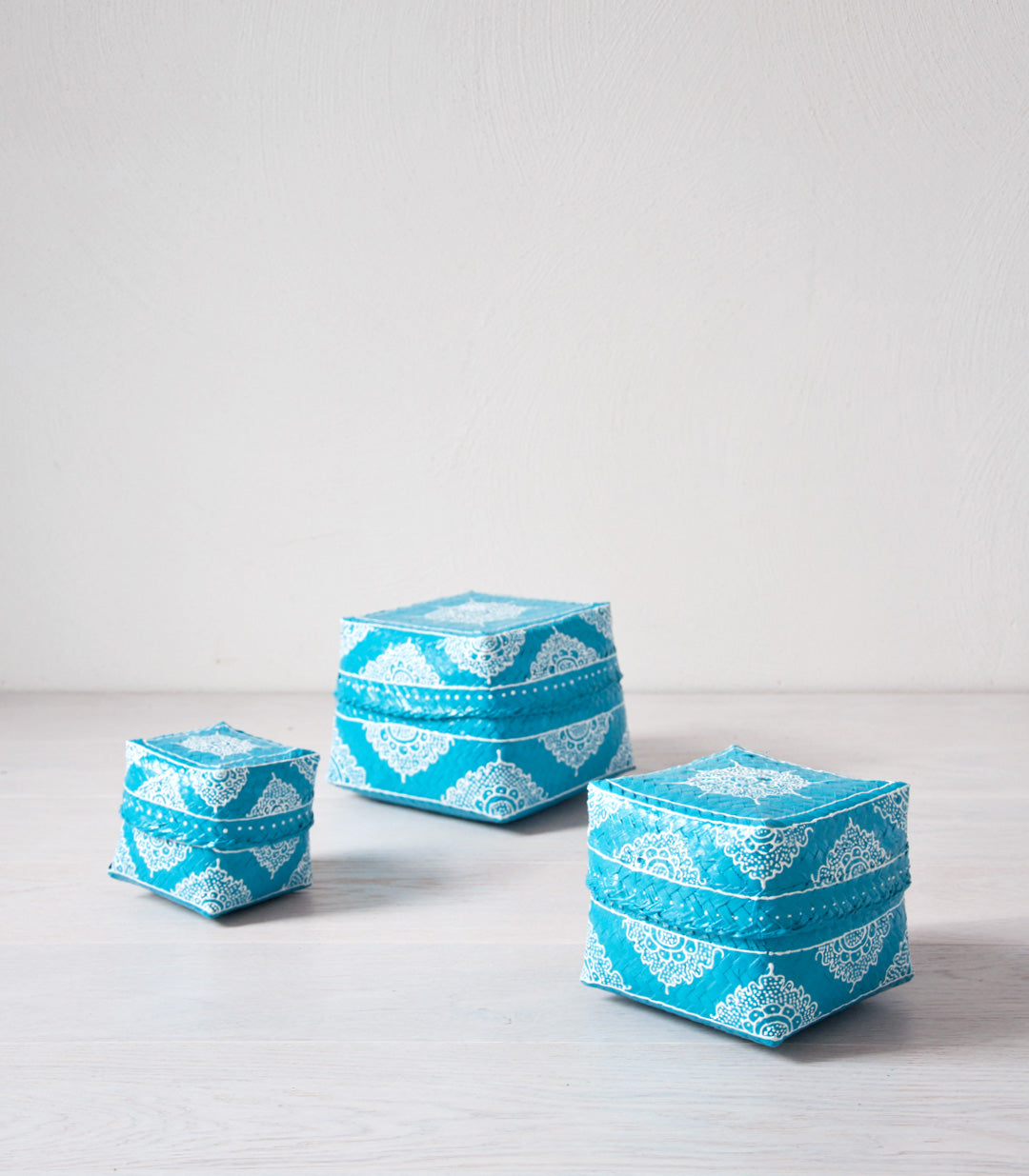 EMA bali basket set of 3 - boxes - ARVA Living