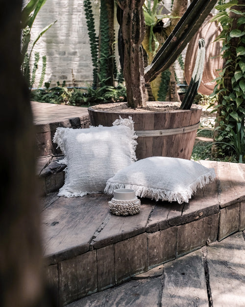 RAWA cushion cover off white - cushions - ARVA Living