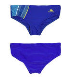Boys Swimming Trunks - 18% Lycra & 82% Polyamide (Navy)