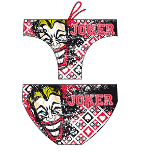 WP Men Trunks - Joker Cards (Red/Black)