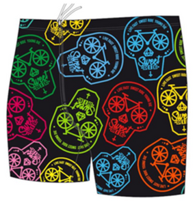 Men Jammer Full-Print - Sweet Ride (Black)
