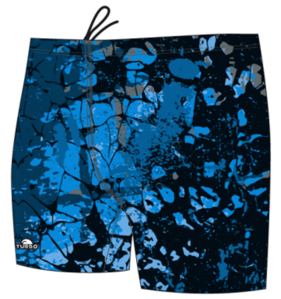 Men Jammer Full-Print - Wintering (Navy)