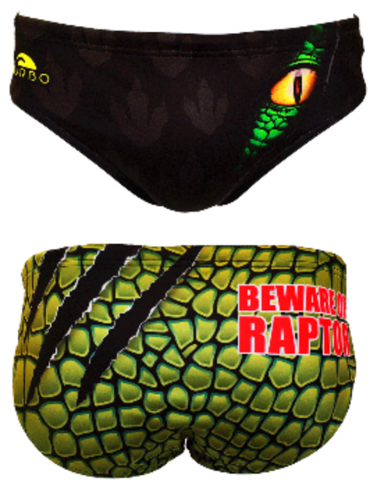 WP Men Trunks - Raptor (Kaki)