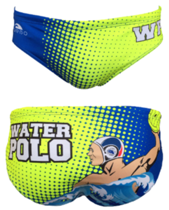 WP Men Trunks - Adult New WP (Royal)