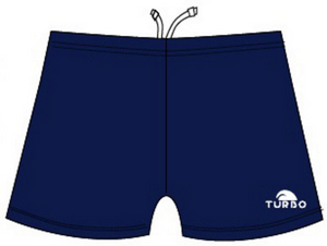 Boys Boxer Lycra - Competition (Navy)