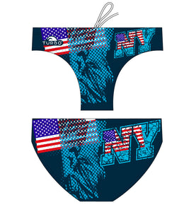 WP Men Trunks - New York Stars (Navy)