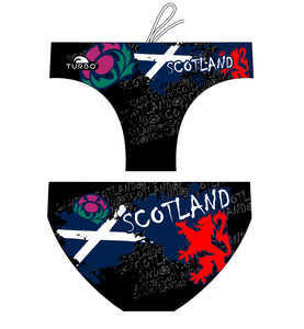 WP Boys Trunks - Scotland 2012 (Black)