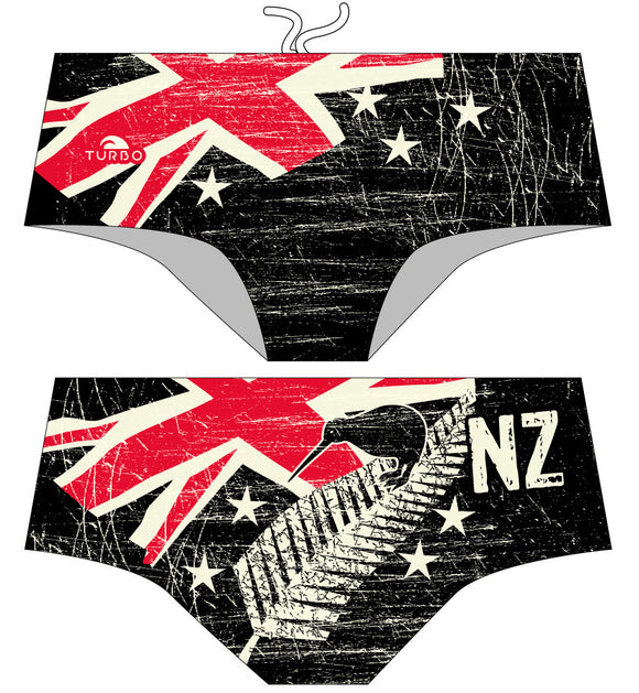Men Super Tank - New Zealand Vintage 2013 (Black/Red)
