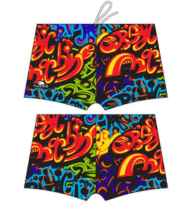 Men Boxer - Full Print - Graphic Machine (Print)