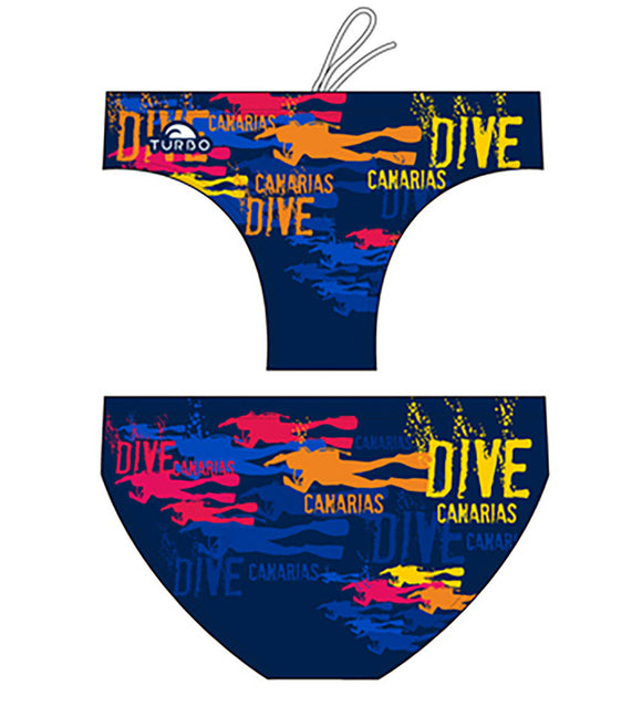 WP Men Trunks - Dive Canarias 2015 (Print)