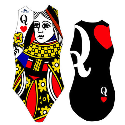 WP Girls Suit - Queen of Hearts (Print)