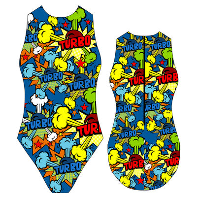 WP Women Suit - Pop Turbo (Print)