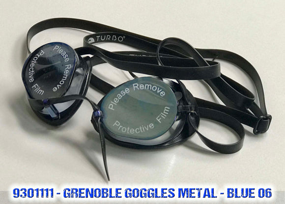Goggles - Grenoble Metal (Reflective)